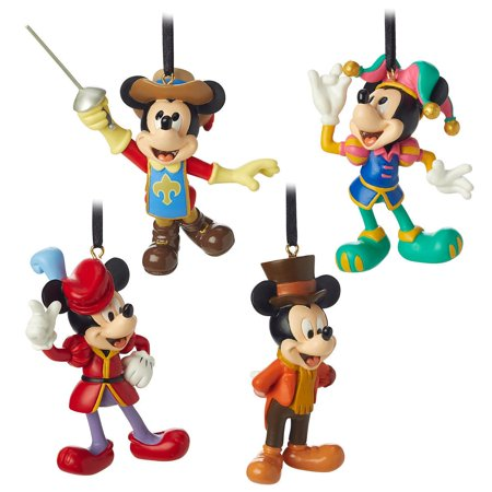 mickey mouse the three musketeers this is the end