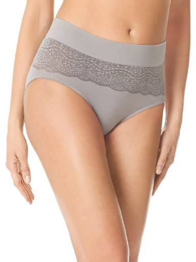 Women's cloud 9 seamless hipster panty, style ru3234p