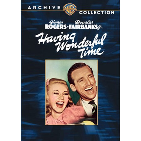 Having Wonderful Time (DVD) (Halloween Most Wonderful Time)