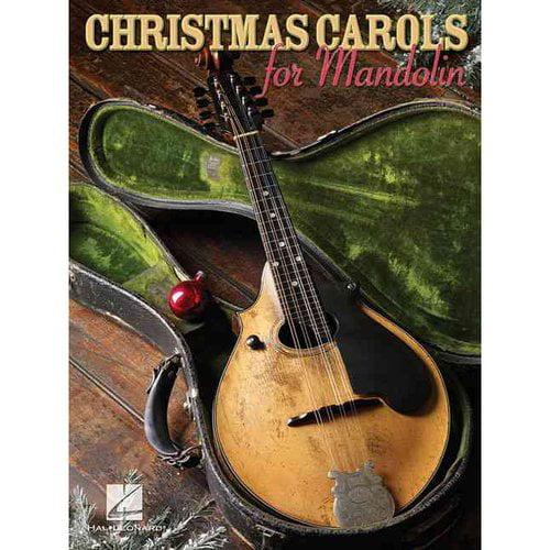 CHRISTMAS CAROLS FOR MANDOLIN by