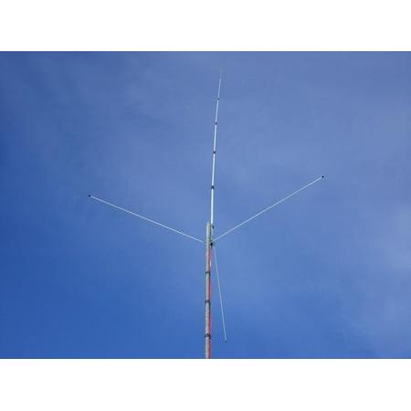 - Sirio GPE 27 5/8 26.4-29 Mhz Tunable CB/10M Base Antenna