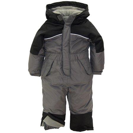 5ea6f3e39d34 iXtreme Little Boys  Snowmobile 1-Piece Winter Snowsuit Ski Suit ...