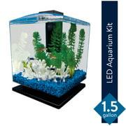 Tetra 1.5-Gallon Cube Aquarium Starter Kit