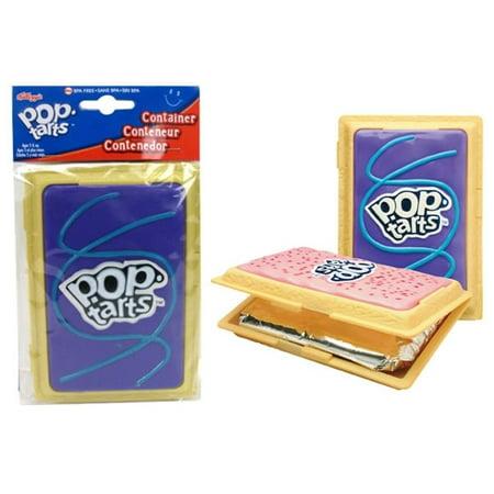 49926d78a4 Kellogg's Pop Tarts Container - Blue - Walmart.com
