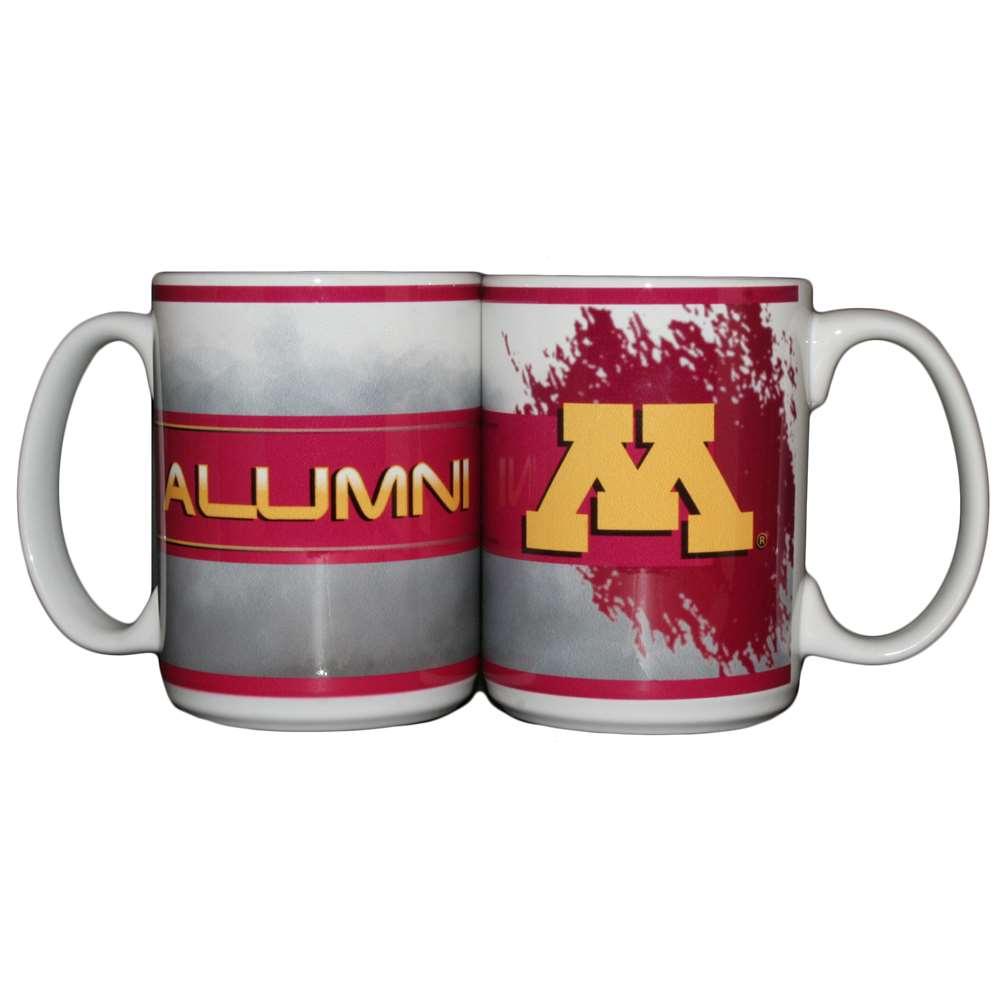 Minnesota Golden Gophers 15oz Ceramic Mug - Alumni