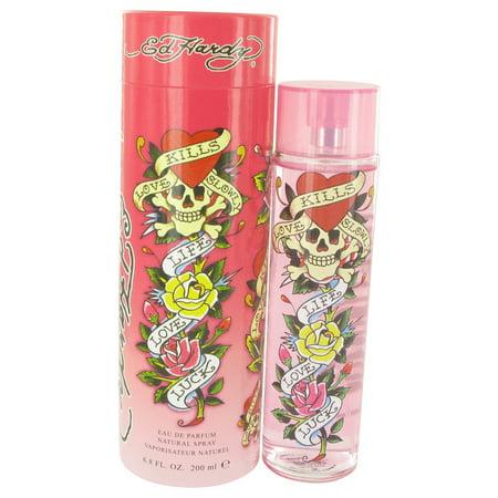 Christian Audigier Ed Hardy Eau De Parfum Spray for Women 6.7 - Christian Dior Summer Spray