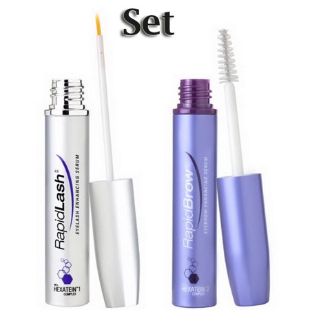 RapidLash Eyelash and RapidBrow Eyebrow Renewal Serum