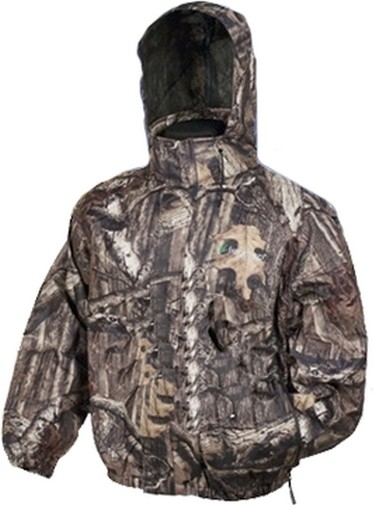 ToadRage Camo Jacket by Frogg Toggs