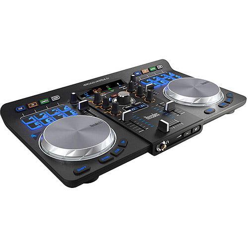 Hercules Universal DJ Headset, Black
