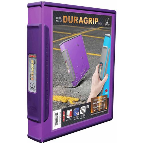 Storex DuraGrip View Binder
