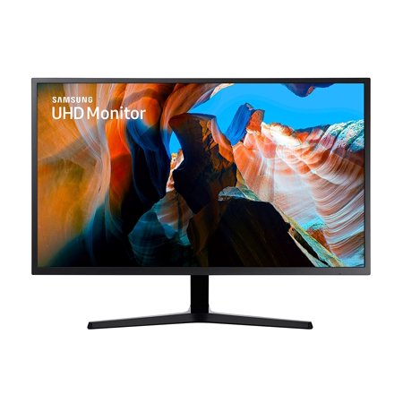 Samsung 32u0022 4K HDMI DP 60hz 4ms UHD LCD Monitor- LU32J590UQNXZA