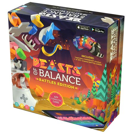 Beasts of Balance - Digital Tabletop Hybrid Family Stacking Game For Ages 6+ Belle Beast Games