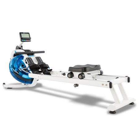 XTERRA Fitness ERG650W Water Rower (First Degree Fitness Challenge Ar Water Rowing Machine)