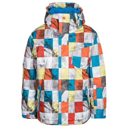 Quiksilver Kids Snowboarding/Ski Jacket Size Large (14)