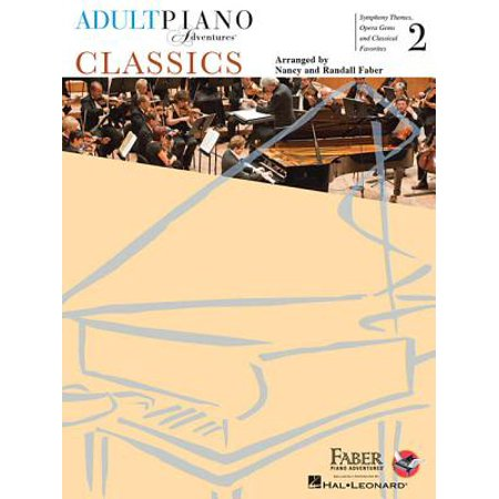 Adult Piano Adventures Classics Book 2 : Symphony Themes, Opera Gems and Classical - Halloween 2 Theme Piano