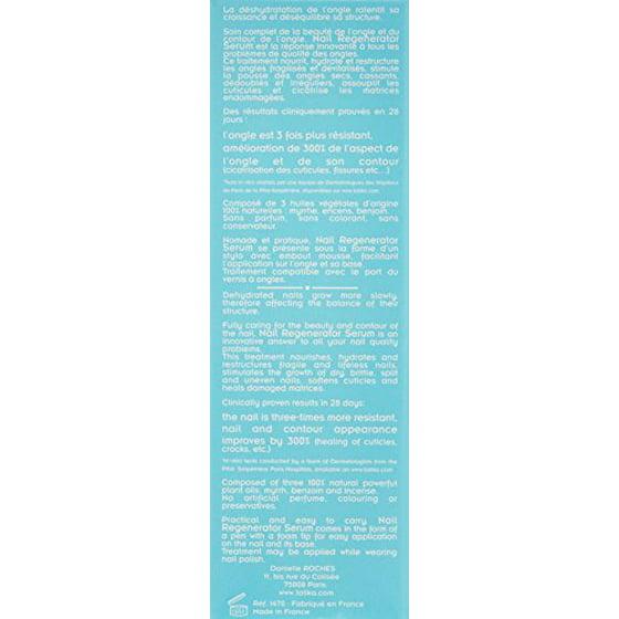 Talika Nail Regenerator Serum, 0.063 fl. oz. - Walmart.com