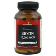 Futurebiotics Biotin 10,000 MCG, 90 Vegetarian Capsules