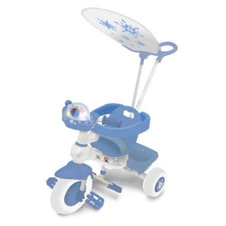 Disney Frozen Deluxe Trike with Lights & Sounds ()