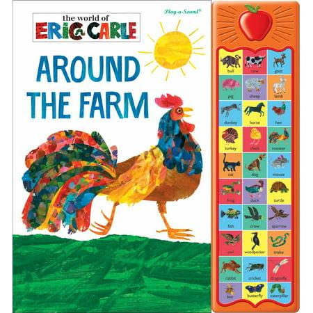 The World of Eric Carle: Around the Farm (Board Book)