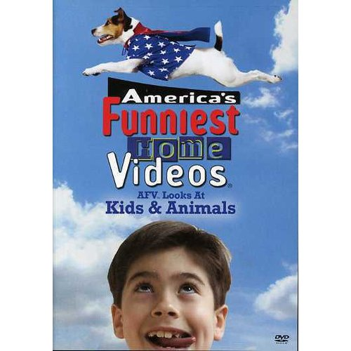 America's Funniest Home Videos Looks At Kids And Animals (Full Frame)