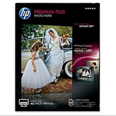 HP Premier Plus Photo Paper - Letter - 8.50