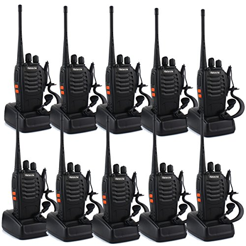 Retevis H 777 Two Way Radio Long Range Uhf 400 470 Mhz Signal