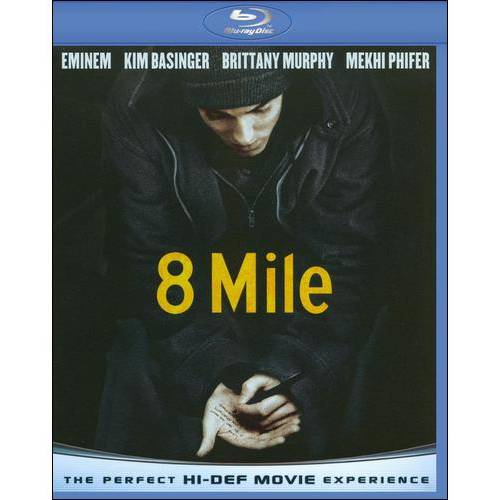 8 Mile (Blu-ray) (With INSTAWATCH)