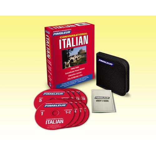 Pimsleur Conversational Italian