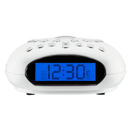 Sound Therapy and Relaxation Clock Radio ()