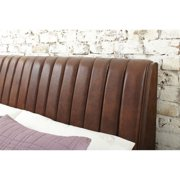 Pulaski Modern Harmony Queen Headboard in Walnut