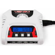 Venom 2-4 Cell AC/DC RC LiPO Battery Balance Charger