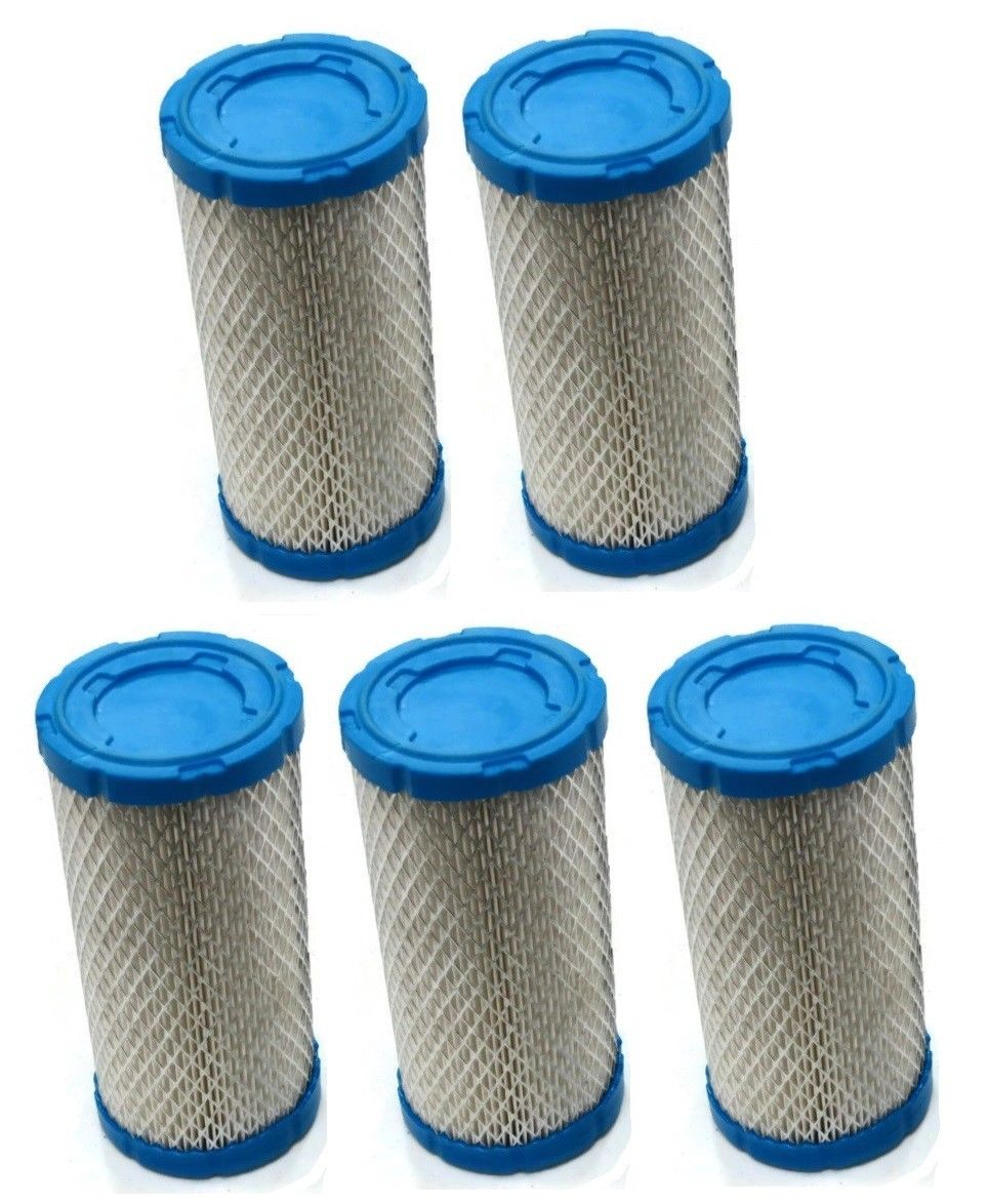 (5) New AIR FILTERS CLEANERS for Bobcat Skid Steer Mini Track Loader Excavator by The ROP Shop