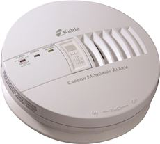 Kidde Interconnectable Direct Wire Carbon Monoxide Detector With 9 Volt Battery Back Up, 6... by KIDDE