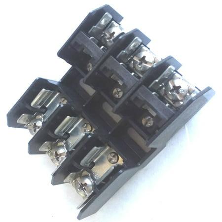 Bussmann 250v30a3p 30A 3P 250V fuse holder block
