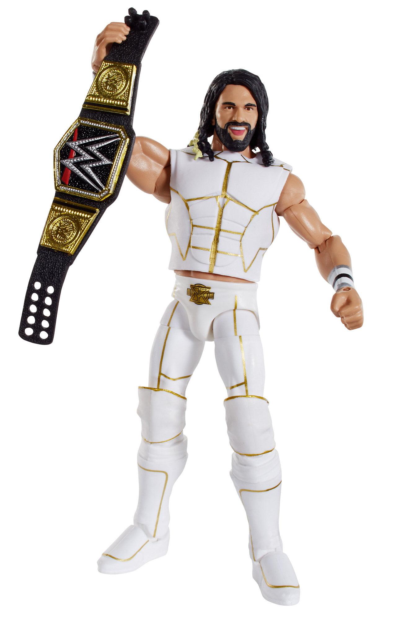 WWE Elite Seth Rollins Figure by Mattel