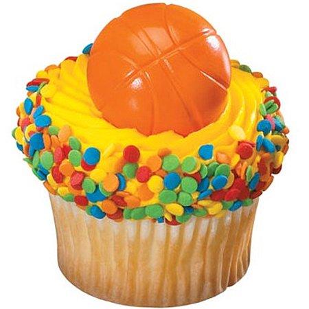 Basketball Cake Rings