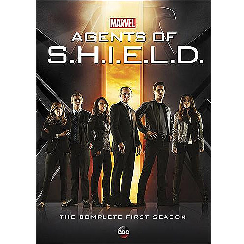 Marvel's Agents Of S.H.I.E.L.D.: The Complete First Season (Widescreen)