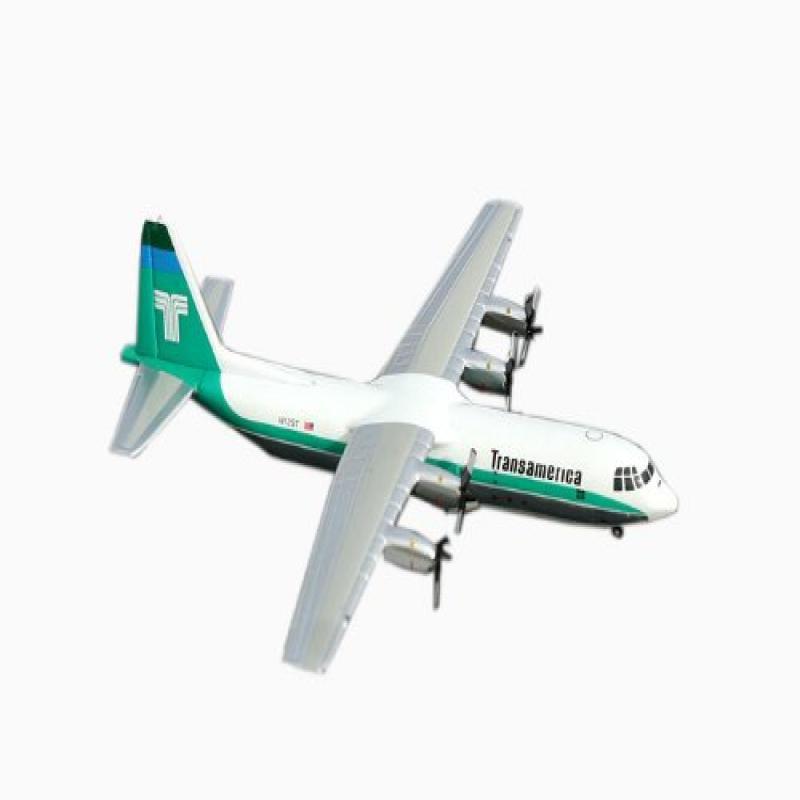 Gemini Jets Transamerica L-100 1:400 Scale
