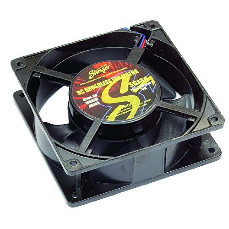 AAMP Stinger SGJ34 5-Inch Square Fan