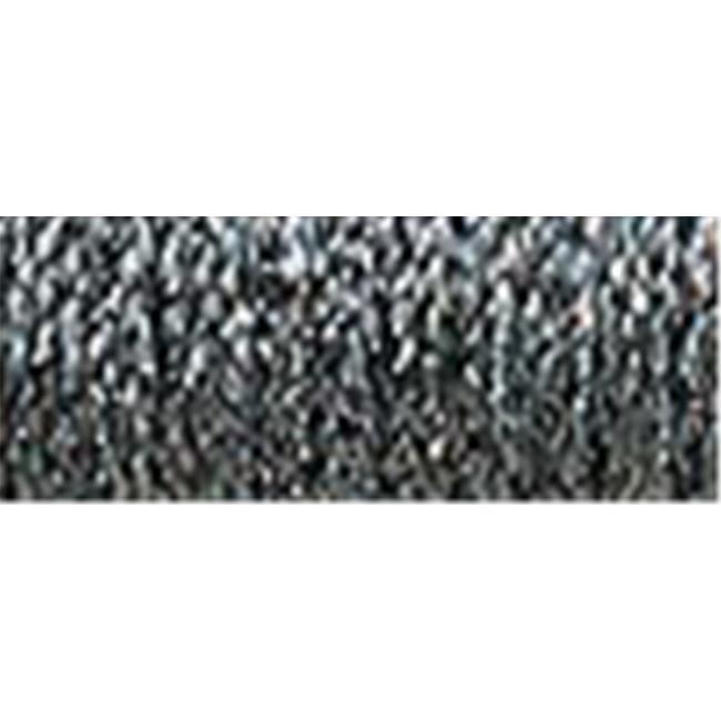 Blending Filament 1 Ply 50 Meters -55 Yards-Hi Lustre Steel Grey
