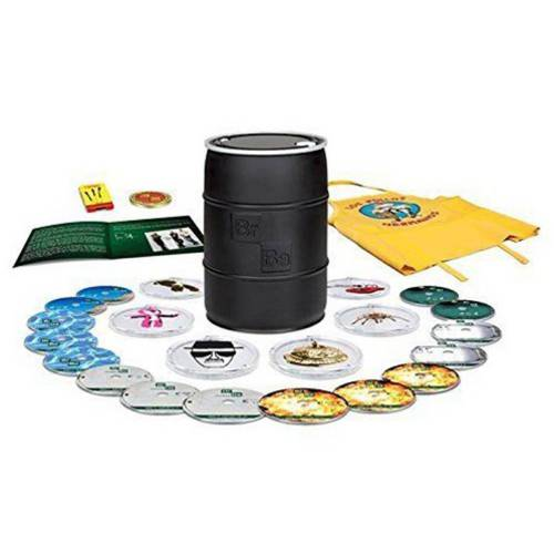 Sony Breaking Bad: The Complete Series (Blu-ray + Digital...