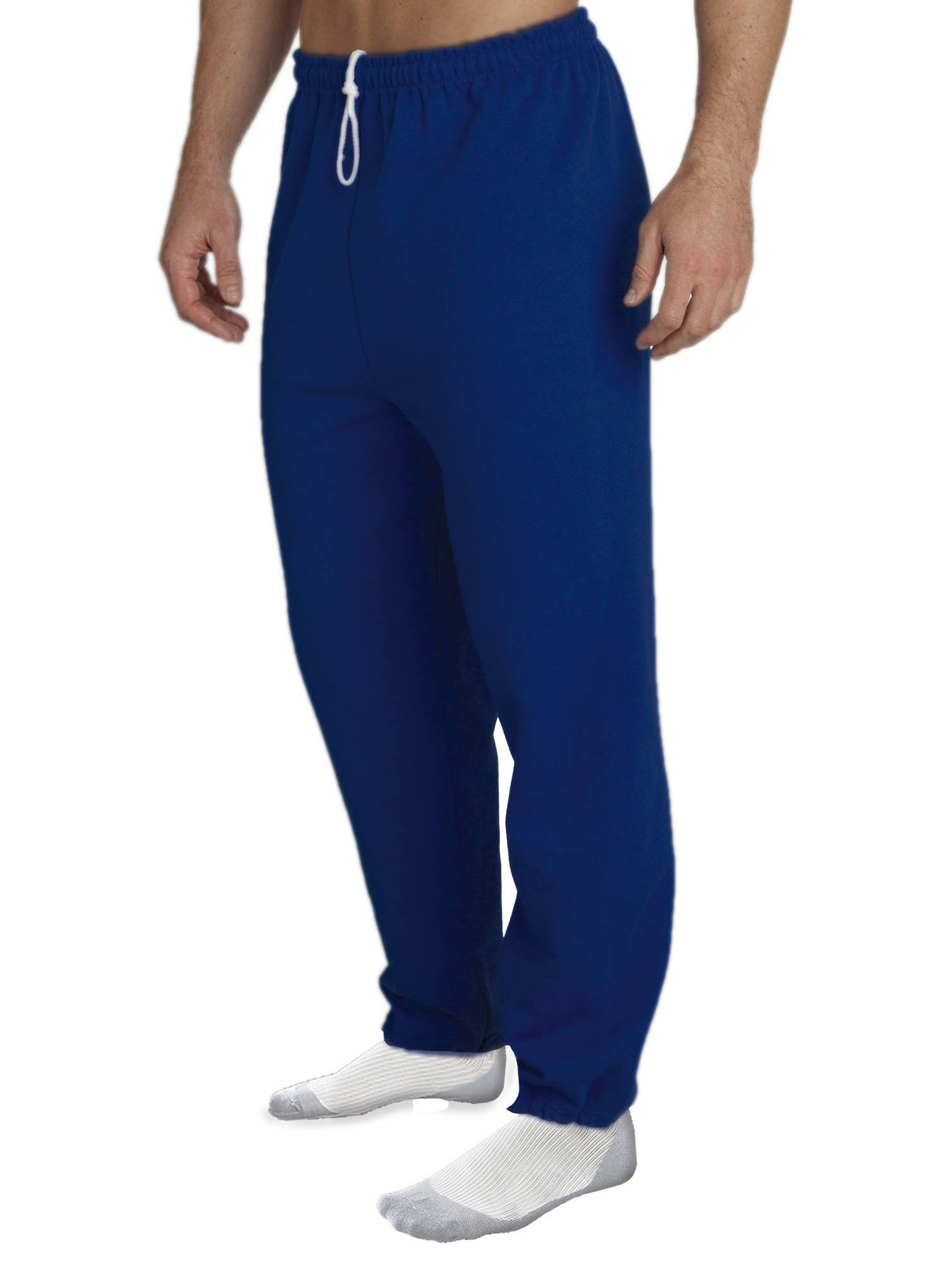 Big Men's Elastic Bottom Pocketed Sweatpant, 2XL