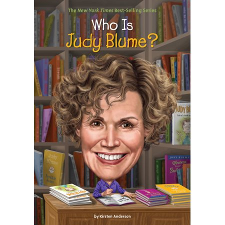 Who Is Judy Blume? (Who Is Ted Baker Designer)
