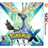Pokemon X, Nintendo, Nintendo 3DS, [Digital Download], 0004549668023 Set off on a thrilling 3D adventure that takes you to places the Pokémon franchise has never gone before. Pokémon X travels to the breathtaking land of Kalos, a star-shaped, enchanting region brimming with stunning forests, buzzing cities and many brand-new Pokémon. Gaze upon the wonder of the iconic tower in the center of Lumiose City, as you battle, catch and add to your Pokédex an array of new Pokémon that join the 640 you've already encountered. The Trainer is only as good as his Pokémon, so get ready to fight for glory with the powerful new creatures at your fingertips in Pokémon X. Meet Helioptile, a Normal- and Electric-type Pokémon who can generate powerful electricity from sun-bathing to power machinery. While it may display a lack of bravery, its robust Parabolic Charge move makes up for it when Helioptile attacks everything around it. Its HP is restored by half the damage taken by those hit for a significant addition to your Pokédex. Fletchling, a Normal- and Flying-type Pokémon, may take adversaries by surprise, since behind its beautiful chirp and friendly personality lies relentless battle attacks, such as Flame Charge. In addition to doing damage, Fletchling's speed increases every time it unleashes this move. Normally sporting a leaf in its mouth and an intimidating glare, Fighting-type Pokémon Pancham shows its softer side and lets out a smile when you pat its head. During battle, however, Pancham lets loose daunting moves, including Parting Shot, which not only lowers an opponent's Attack and Special Attack, but also allows Pancham to switch out for another Pokémon in a Trainer's party during battle. Discover a new method of transportation with Gogoat, a large Grass-type Pokémon who will gladly let you ride its back around Lumiose City. In battle, its Horn Leech move recovers HP equal to half the damage dealt by its move. With so much to explore and so many new Pokémon to acquire,