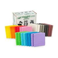 Crayola 230288 Modeling Clay Classpack - Multicolor