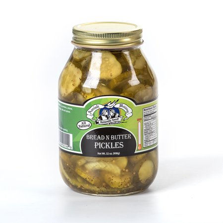 Amish Wedding Bread N Butter Pickles - 32 Oz
