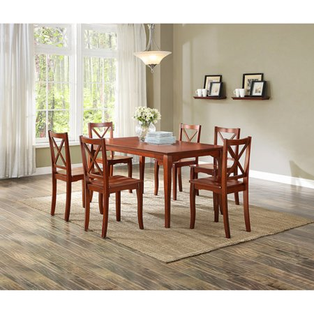 Better Homes and Gardens Ashwood Road 7-Piece Dining Set ...