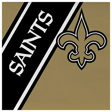 New Orleans Saints Disposable Napkins