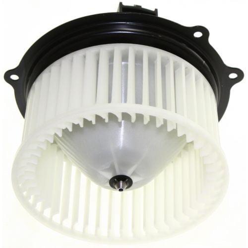 Heater fan speed control knob