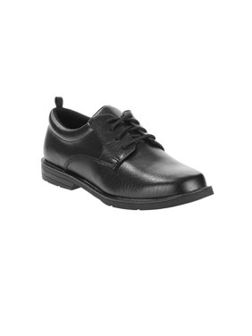 60100507054a46 Product Image Boys Wonder Nation Lace Up Dress Shoe